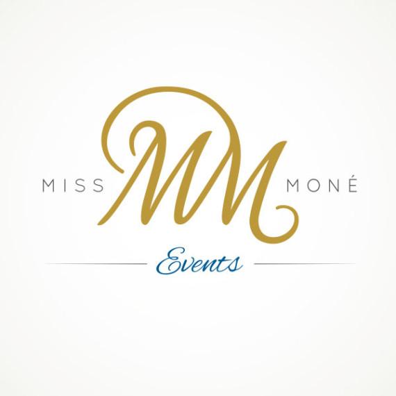 Miss Mone, Logo design by Kruger van Deventer